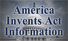 America Invents Act Information